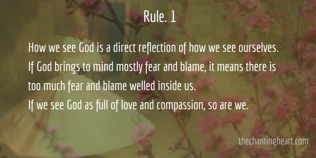 Shams' 40 Rules of Love